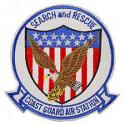 Coast Guard Search & Rescue Patch