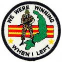 "Vietnam ""We Were Winning"" Patch"