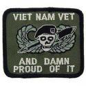 Vietnam Damn Proud Patch