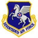 17th Air Force Patch