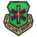 Air Force Clinic Brooks Patch