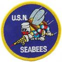 Navy Seabees Patch