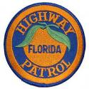 Florida Highway Patrol Patch