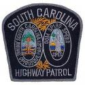 South Carolina Highway Patrol Patch