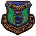 Air Force Commissary Service Patch