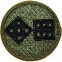 Army 11th CORPS Patch