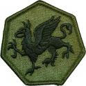 108th Infantry Division Patch