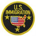 U.S. Immigration Patch