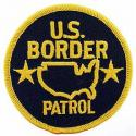 U.S. Border Patrol Patch