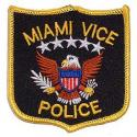 Miami Vice Patch