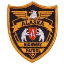 Alaska Highway Patrol Patch