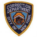 New York Correction Patch