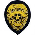 Security Guard Patch