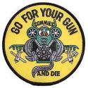 Air Force Go for your Gun Patch