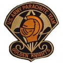 Army Golden Knights Parachutist Team Patch