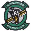 Gunslingers VA-105 Navy Patch