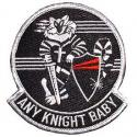 Black Knights VF-154 Navy Patch