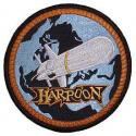 Navy Harpoon Patch