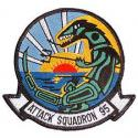 Green Lizards VA-95 Navy Patch