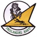 Freelancers VF-21 Navy Patch