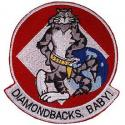 Diamondbacks VFA-102 Navy Patch