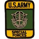 Special Forces Patch No Tab