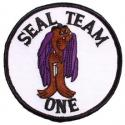 Navy Seal Team 1 Patch