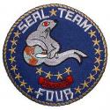Seal Team 4 Patch