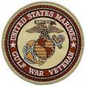 USMC Gulf War Veteran Patch