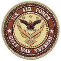 Air Force Gulf War Veteran Jacket Patch