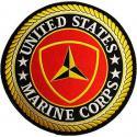 Large USMC 3rd Division Patch