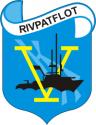 River Patrol Flotilla 5 Decal