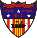 RIVSEC 543 Decal