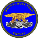 Special Boat Team 20 Decal