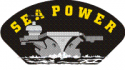 Sea Power Decal