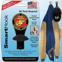 USMC Smart Hook   Adhesive Backing