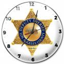 Los Angeles Sheriff's Department (DEPUTY) Badge All Metal Sign With Your Badge N
