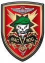 "MACVSOG 18 x 12"" all Metal Sign"
