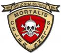 """3rd USMC Force Recon Metal Sign-  All Metal Sign 16 x 18"""""""""""
