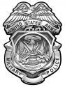 "U.S. Army Military Police Metal Sign  12 x 16"""