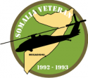 Somalia Veteran Decal
