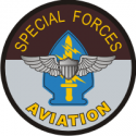 Special Forces Aviation Decal
