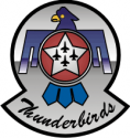 Air Force Thunderbirds Decal