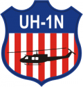 UH-1N Decal