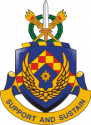 U.S. Army Aviation Logistics School  Decal