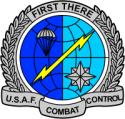 USAF Combat Control Decal