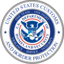 U.S. Customs and Border Protection - 1 Decal