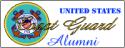 U.S. Coast Guard Alumni  Decal