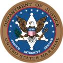 U.S. Marshal Service Seal  Decal