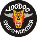 Voodoo One-O-Wonder  Decal